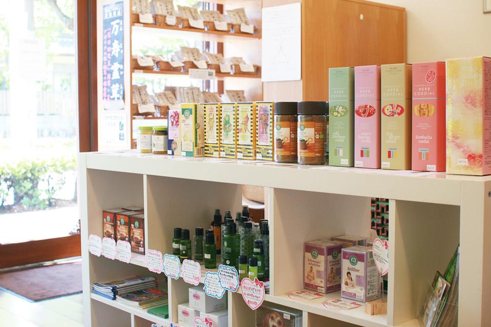 さくら恵比寿堂の店内の写真